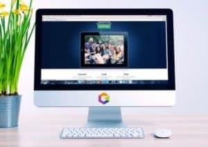 make money working from home with a website