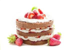 make cakes from home
